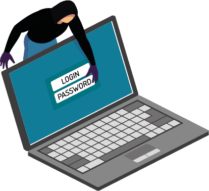 Stealing Username and Password